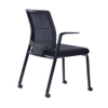 KABEL 2020 New mesh training chair folding staff chair with movable castor