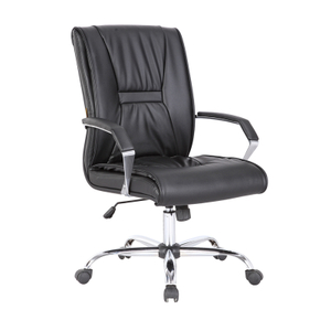KB-9627B Multi-functional Black Leather Office Chair/Modern Computer Office Furniture/Swivel Chair
