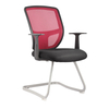Hot Selling Office Visitor Chair Without Wheels/ Popular Low Back Visitor Chair