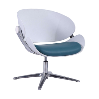 Designer Acrylic Meeting Chair Leisure Chair For Leisure Area